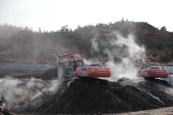 豊島の産業廃棄物