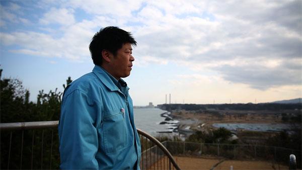 所長が幼い頃遊んだ木戸川を境に南地区と北地区が別れます