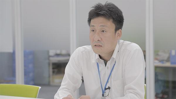 リサイクルエンジニアリング部プラント設計課<br /> 本田 貴敬<br /> 長年に渡って積み重ねてきた経験・実績が多彩な提案力生み出します
